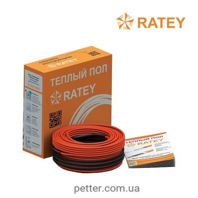 Нагрівальний кабель Ratey RD2