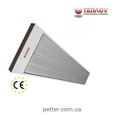 Інфрачервоний обігрівач ТеплоV П2600